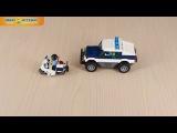 Конструктор LEGO City (Лего Сити) «Погоня за преступниками»